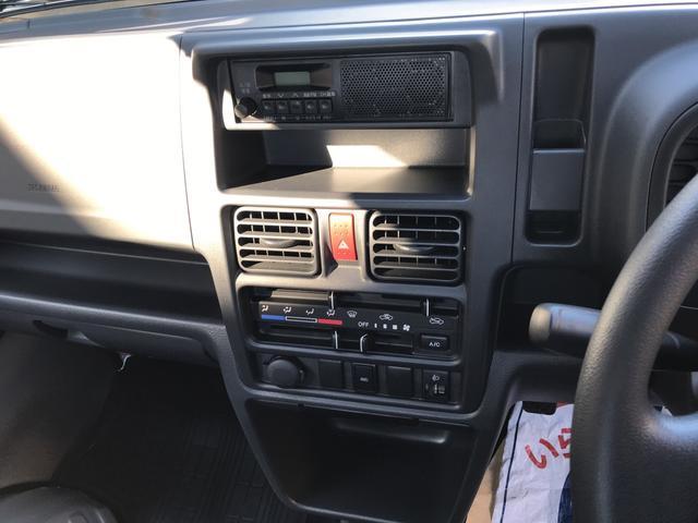 KC エアコン パワステ 4WD(6枚目)