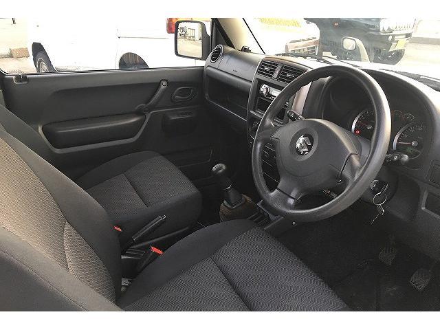 スズキ ジムニー XG 4WD 5MT 社外デッキ ETC