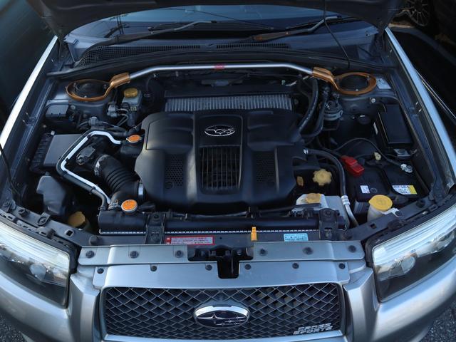 EJ20 水平対向4気筒DOHC ターボ カタログ値220ps