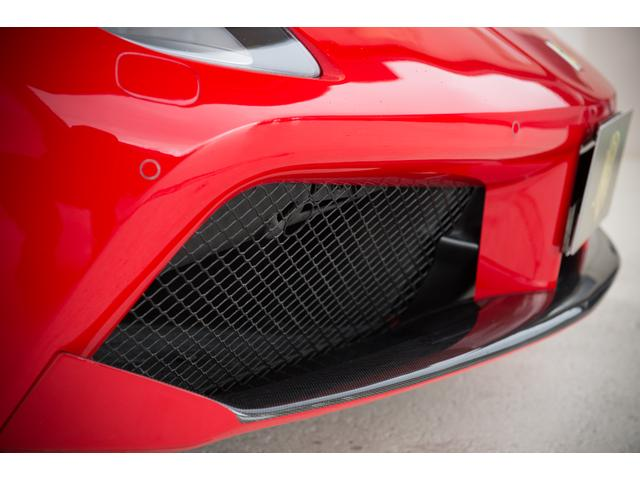 フェラーリ フェラーリ 488スパイダー F1 DCT ポータブルナビ 可変式マフラー付 PWシート