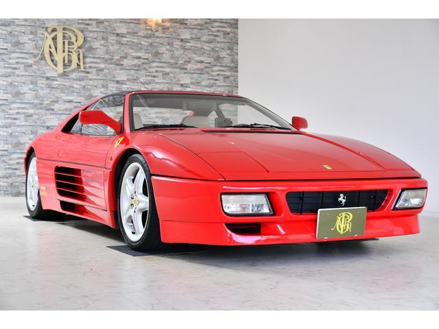 「フェラーリ」「フェラーリ 348」「オープンカー」「石川県」の中古車79