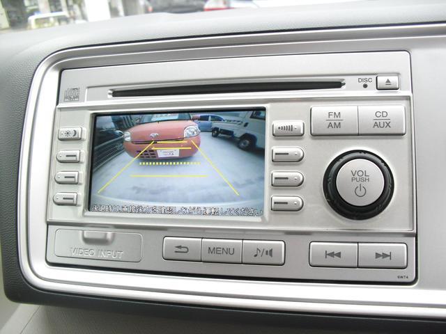 ホンダ ライフ Gスマートプラス バックカメラ付CDチューナー