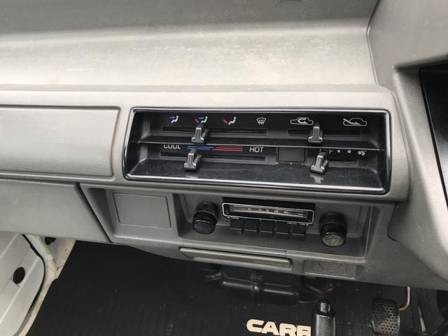 ダンプ4WD車 ダンプの切替えスイッチ有り(6枚目)