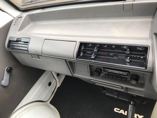 ダンプ4WD車 ダンプの切替えスイッチ有り(7枚目)