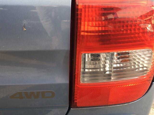 ターボ 4WD キーレス アナログ時計 純正13インチAW(14枚目)