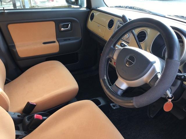 ターボ 4WD キーレス アナログ時計 純正13インチAW(20枚目)