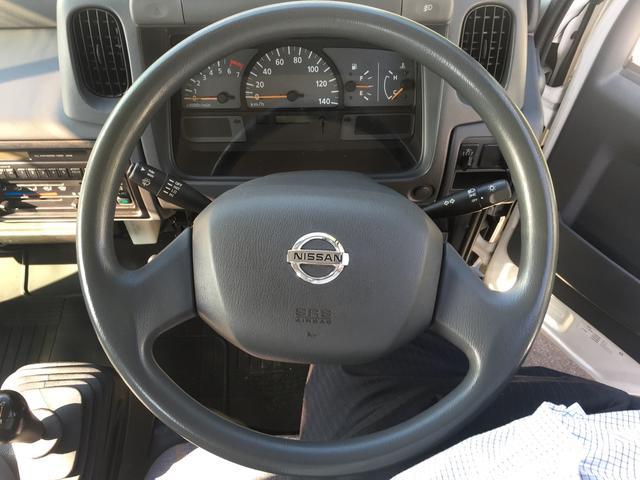日産 アトラストラック タツノタンクローリー搭載車2WD 5速マニュアル車