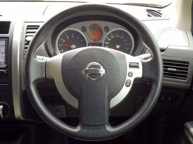 日産 エクストレイル 20St 4WD HDDナビ
