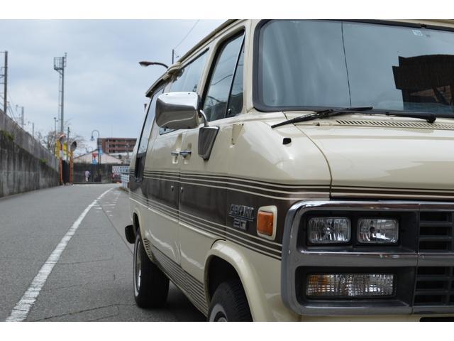 「シボレー」「シボレーシェビーバン」「ミニバン・ワンボックス」「石川県」の中古車4