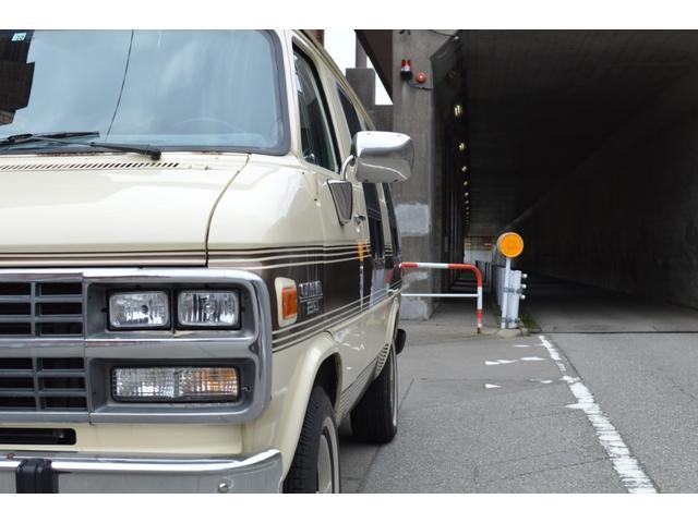「シボレー」「シボレーシェビーバン」「ミニバン・ワンボックス」「石川県」の中古車10