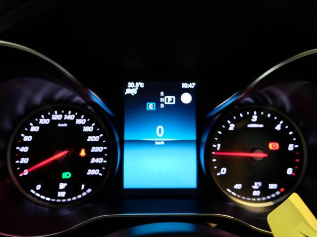 C220dアバンギャルド AMGライン レーダーセーフティPKG ワンオーナー車(10枚目)