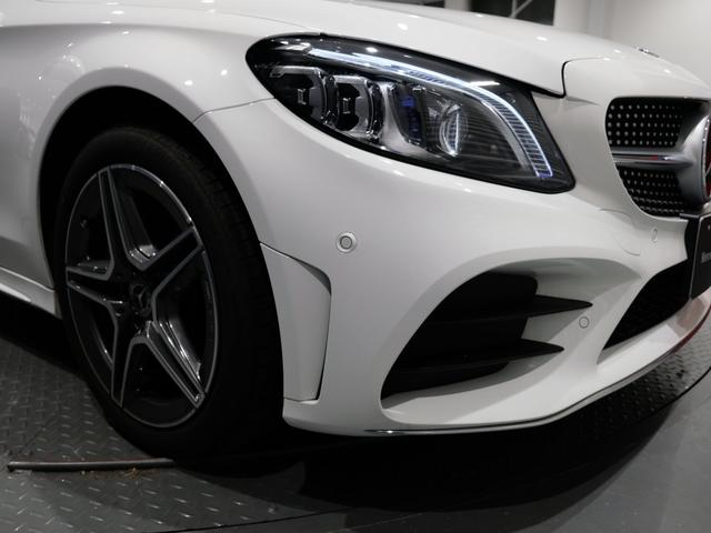 C220d ローレウスエディション レーダーセーフティPKG スポーツプラスPKG パノラミックスライディングルーフ ワンオーナー車(16枚目)