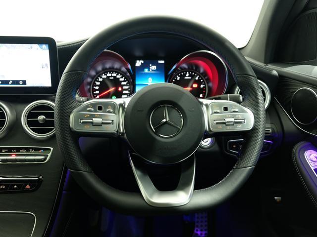 GLC220d 4マチック クーペ AMGライン スライディングルーフ 弊社デモカー使用車(5枚目)