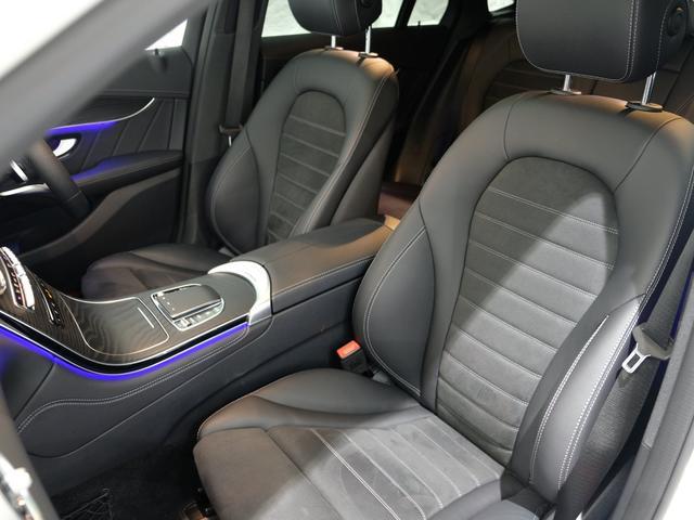GLC220d 4マチック クーペ AMGライン スライディングルーフ 弊社デモカー使用車(8枚目)