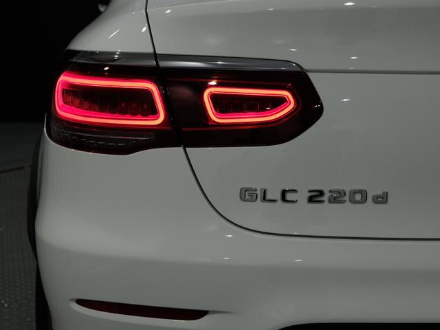 GLC220d 4マチック クーペ AMGライン スライディングルーフ 弊社デモカー使用車(18枚目)