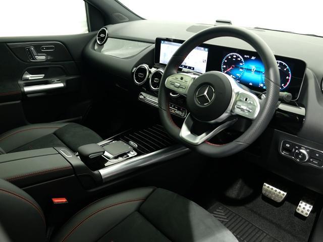 B200d AMGライン レーダーセーフティPKG ナビゲーションPKG パノラミックスライディングルーフ 弊社デモカー使用車 新車保証2022年12月まで(5枚目)