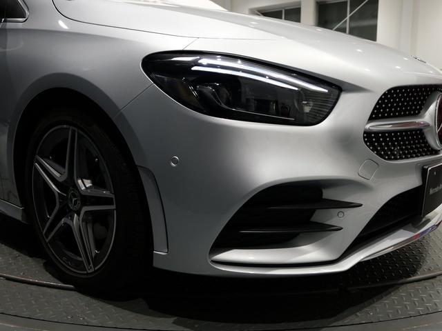 B200d AMGライン レーダーセーフティPKG ナビゲーションPKG パノラミックスライディングルーフ 弊社デモカー使用車 新車保証2022年12月まで(17枚目)