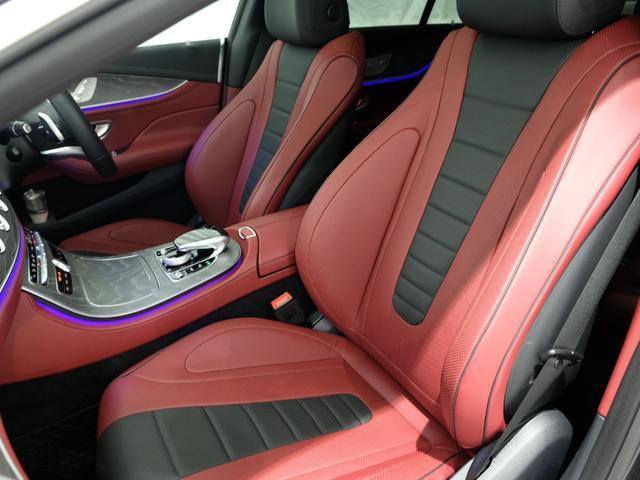 CLS220d スポーツ エクスクルーシブパッケージ サンルーフ 赤革 ワンオーナー車(7枚目)