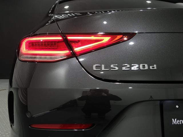 CLS220d スポーツ エクスクルーシブパッケージ サンルーフ 赤革 ワンオーナー車(18枚目)