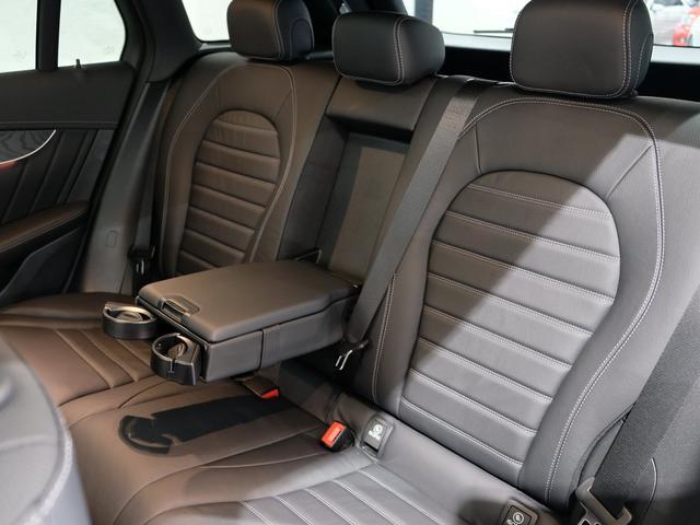 GLC220d 4マチック AMGライン パノラミックスライディングルーフ エクスクルーシブPKG 純正20インチAW ワンオーナー車(10枚目)