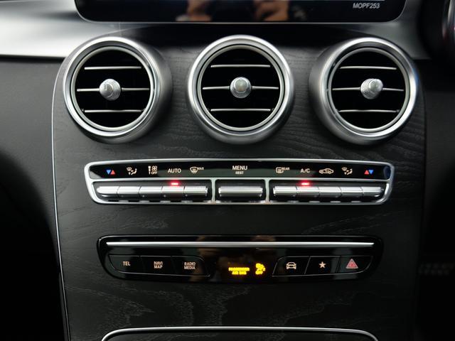 GLC220d 4マチック AMGライン パノラミックスライディングルーフ エクスクルーシブPKG 純正20インチAW ワンオーナー車(14枚目)