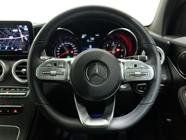 GLC220d 4マチック AMGライン パノラミックスライディングルーフ ワンオーナー車 車検・新車保証2023年4月まで(5枚目)