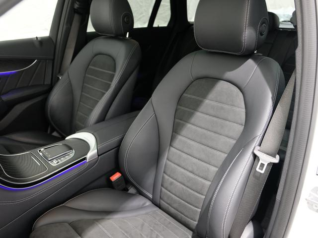 GLC220d 4マチック AMGライン パノラミックスライディングルーフ ワンオーナー車 車検・新車保証2023年4月まで(8枚目)
