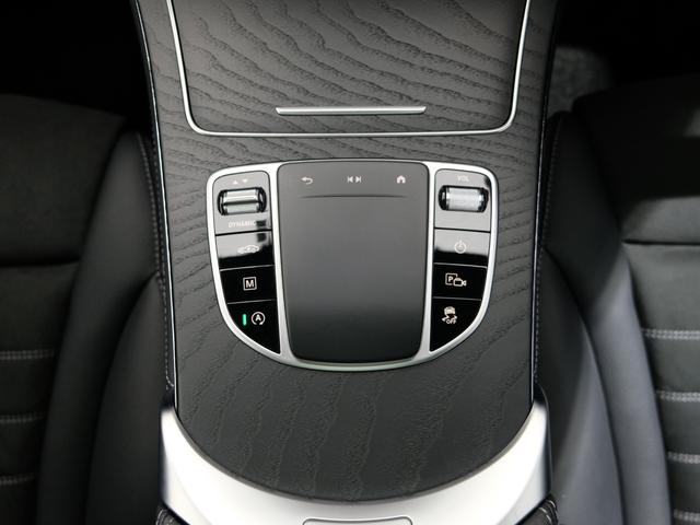 GLC220d 4マチック AMGライン パノラミックスライディングルーフ ワンオーナー車 車検・新車保証2023年4月まで(15枚目)