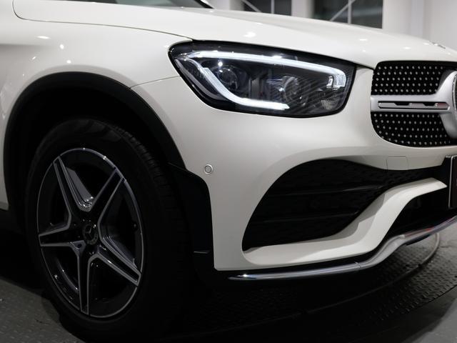 GLC220d 4マチック AMGライン パノラミックスライディングルーフ ワンオーナー車 車検・新車保証2023年4月まで(17枚目)