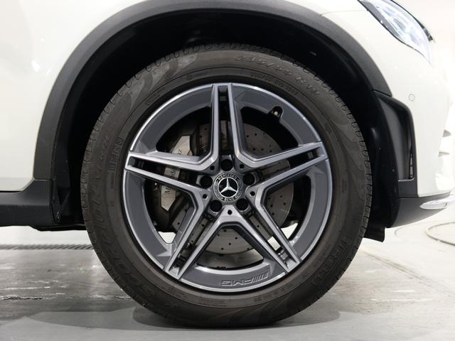 GLC220d 4マチック AMGライン パノラミックスライディングルーフ ワンオーナー車 車検・新車保証2023年4月まで(20枚目)