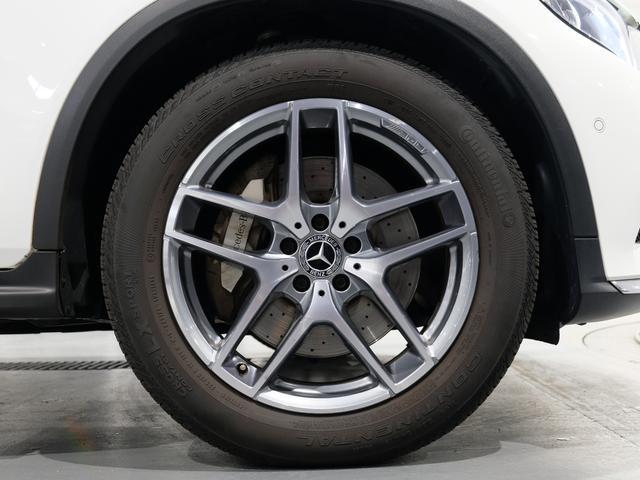 GLC220d 4マチックスポーツ 純正ドライブレコーダーF 純正ランニングボード 純正LEDロゴプロジェクター ワンオーナー車 車検2023年2月まで 認定中古車保証2年付(20枚目)