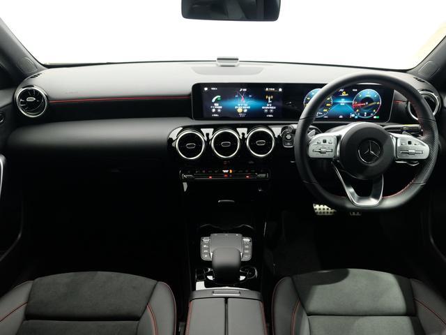 A200d AMGライン レーダーセーフティPKG ナビゲーションPKG ワンオーナー車 新車保証2023年8月まで(5枚目)
