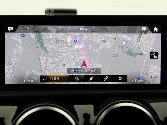 A200d AMGライン レーダーセーフティPKG ナビゲーションPKG ワンオーナー車 新車保証2023年8月まで(11枚目)