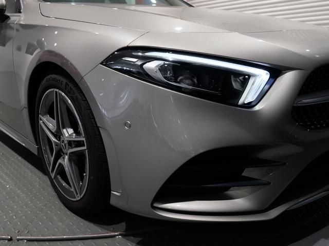 A200d AMGライン レーダーセーフティPKG ナビゲーションPKG ワンオーナー車 新車保証2023年8月まで(17枚目)