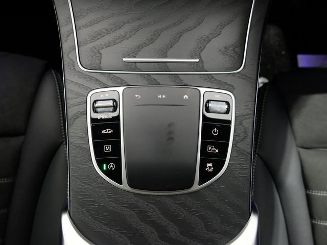 GLC220d 4マチック AMGライン パノラミックスライディングルーフ ワンオーナー車 新車保証2023年7月まで(14枚目)