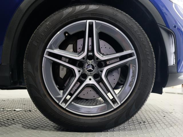 GLC220d 4マチック AMGライン パノラミックスライディングルーフ ワンオーナー車 新車保証2023年7月まで(20枚目)