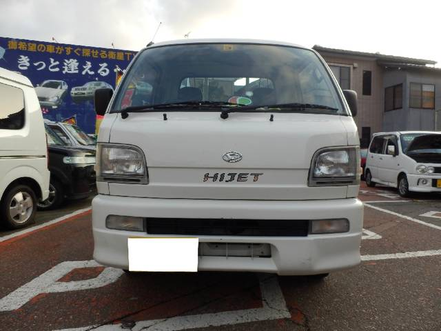 ダイハツ ハイゼットトラック スペシャル 4WD純正AW付