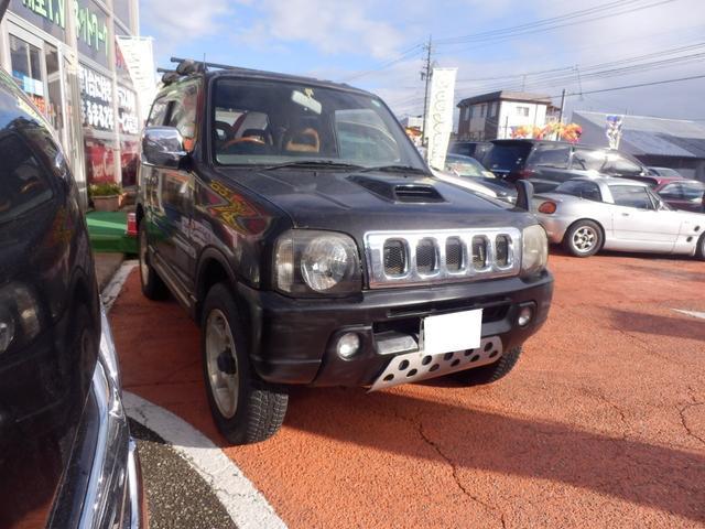 スズキ ジムニー KANSAI 4WD ワンオーナー 純AW
