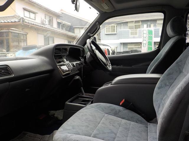 ロングSPーGL 4WD ツインエアコン(11枚目)