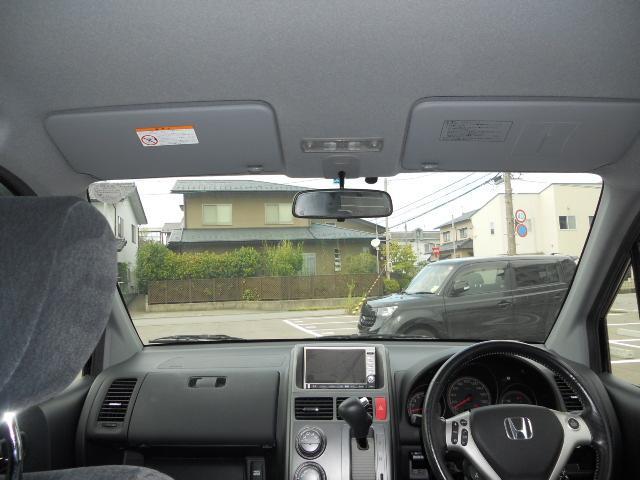 ホンダ モビリオ X HDDナビファインエディション 両側電動スライド