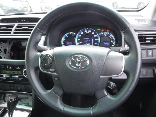 トヨタ カムリ ハイブリッド Gパッケージ コーナーセンサーETC