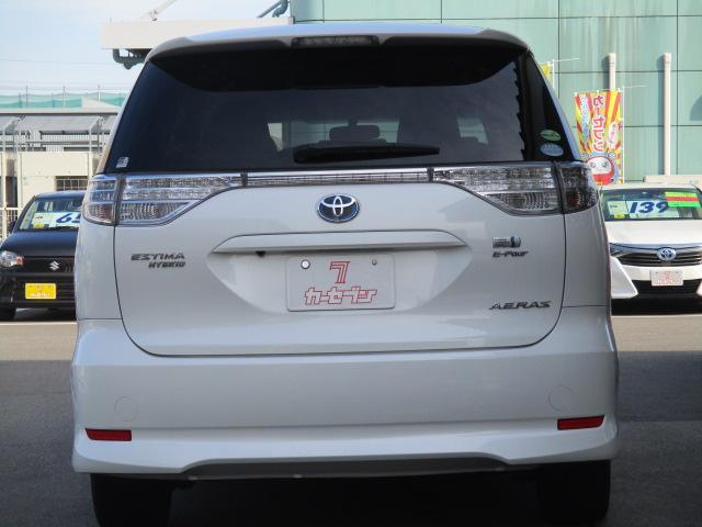 アエラス4WD 7人乗 8型ナビTV Bカメラ 両側パワスラ(6枚目)