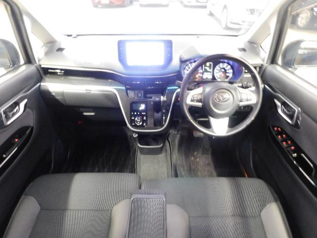 カスタム RS ハイパーSAII 純正SDナビTVフルセグ バックカメラ 衝突軽減ブレーキ レーンキープ インテリキー2個 LEDオートライト インチアップ16アルミ ETC(6枚目)