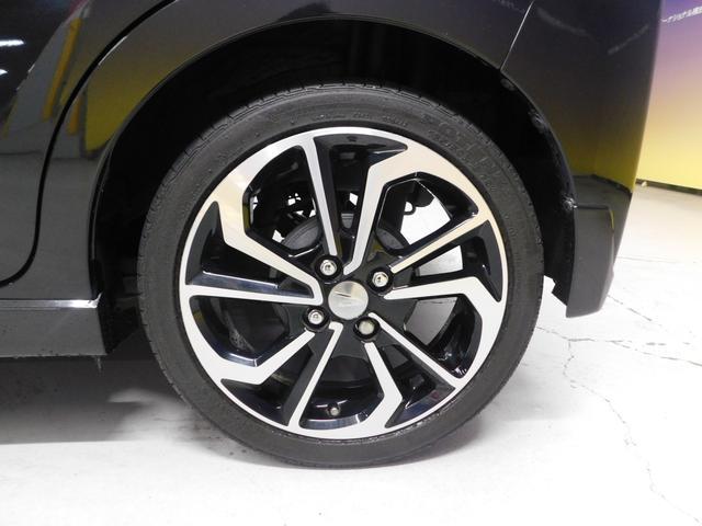 カスタム RS ハイパーSAII 純正SDナビTVフルセグ バックカメラ 衝突軽減ブレーキ レーンキープ インテリキー2個 LEDオートライト インチアップ16アルミ ETC(35枚目)