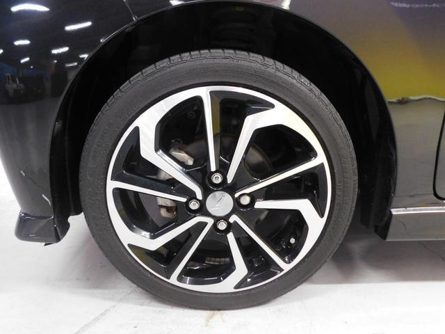 カスタム RS ハイパーSAII 純正SDナビTVフルセグ バックカメラ 衝突軽減ブレーキ レーンキープ インテリキー2個 LEDオートライト インチアップ16アルミ ETC(36枚目)