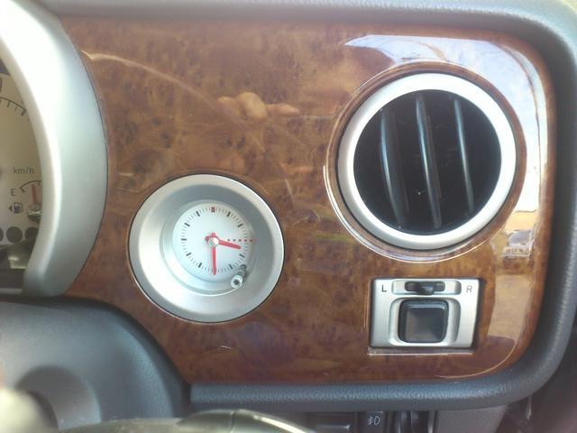 スズキ アルトラパン モード 4速オートマ タイヤ新品 ウッドパネル