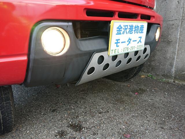 XC オートマ 4WD アンタレスレッド(8枚目)