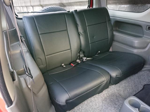 XC オートマ 4WD アンタレスレッド(12枚目)