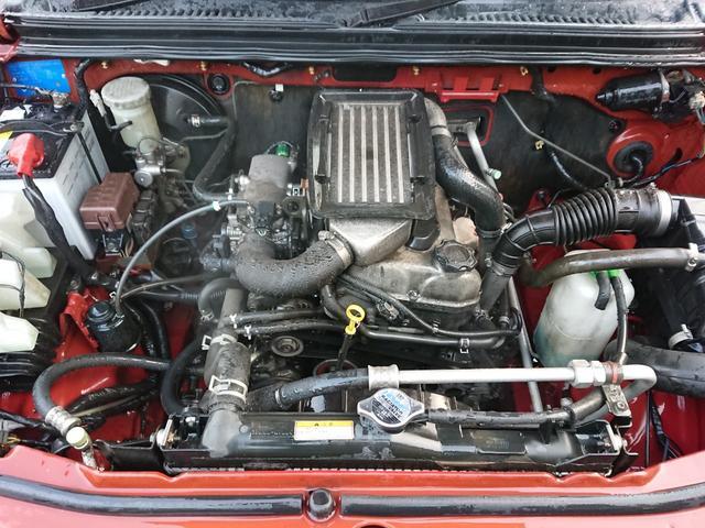 XC オートマ 4WD アンタレスレッド(16枚目)