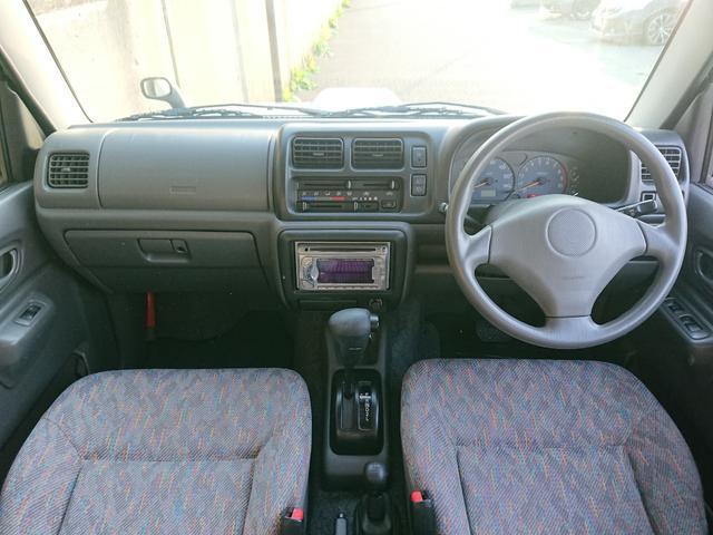 XL 4WD 4速オートマ ターボ(13枚目)